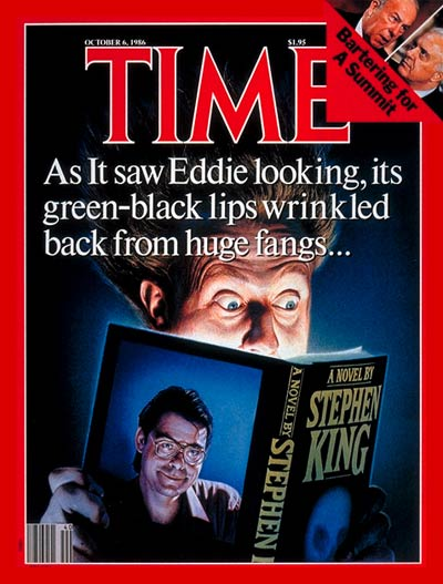 Stephen King: October 6, 1986