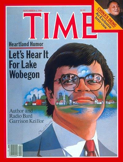 Garrison Keillor: November 5, 1985
