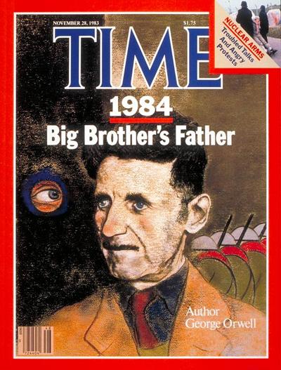 George Orwell: November 28, 1983