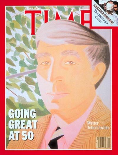 John Updike: October 18, 1982