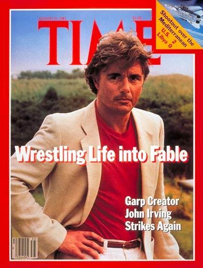 John Irving  :   August 31, 1981