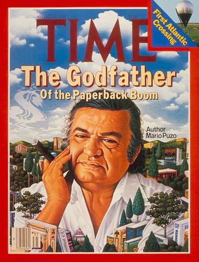 Mario Puzo: August 28, 1978