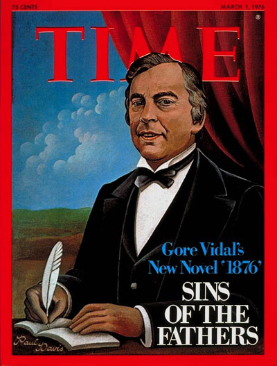 Gore Vidal: March 1, 1976