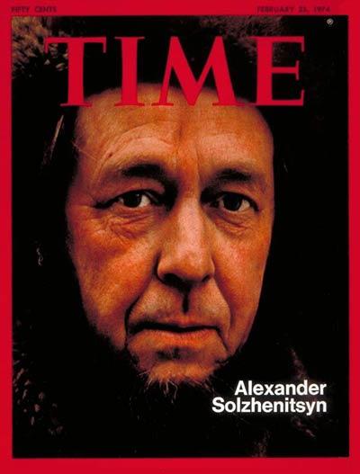 Alexander Solzhenitsyn: February 25, 1974