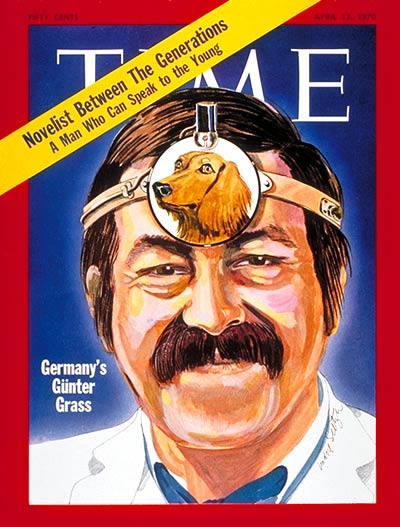 Gunter Grass: April 13, 1970