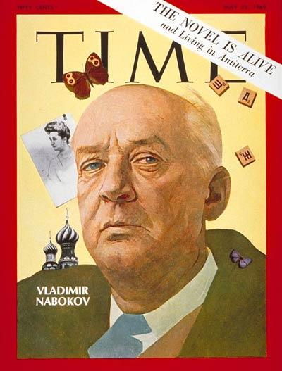 Vladimir Nabokov: May 23, 1969