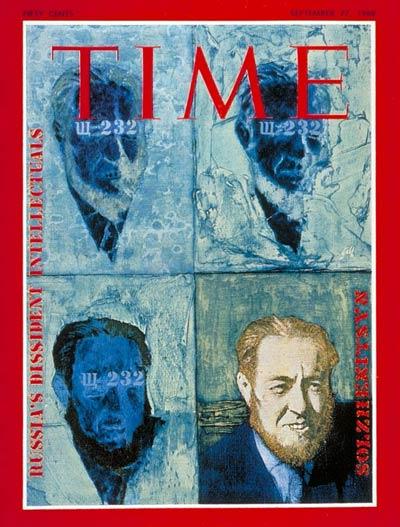 Alexander Solzhenitsyn: September 27, 1968