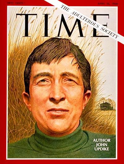 John Updike: April 26, 1968
