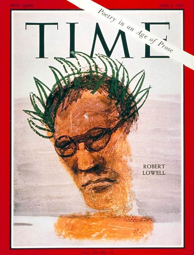 Robert Lowell: June 2, 1967