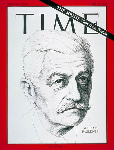William Faulkner: July 17, 1964