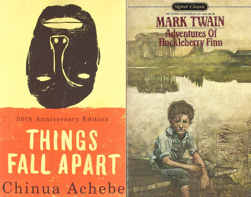 things fall apart downfall okonkwo Things fall apart (1958) in 1958, chinua achebe published things fall apart, which depicts the tragic downfall of a strong african clansman faced with the budding presence of.