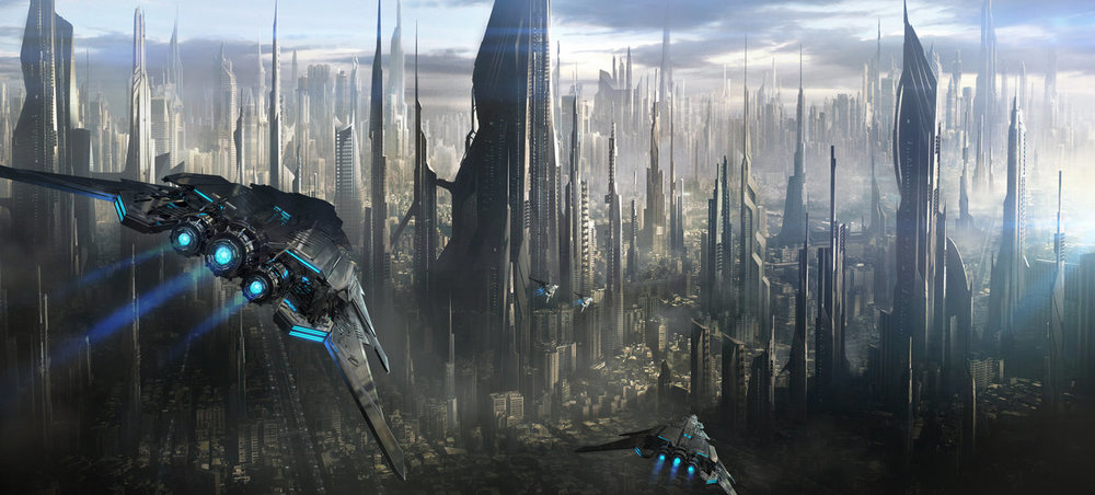 The Boulevards of Tomorrow: 9 Utopian Cities (and What ...