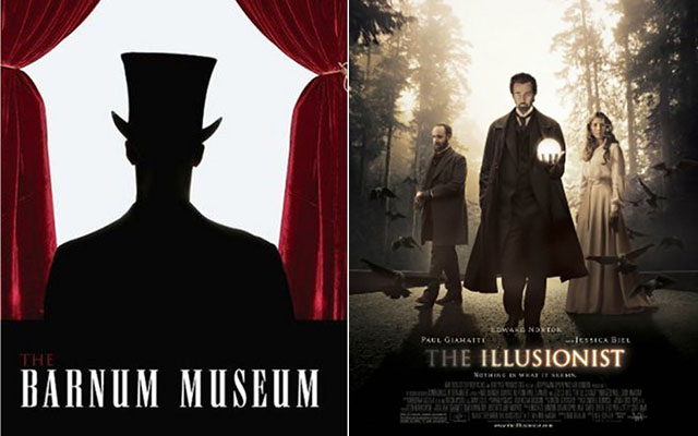 a literary reflection on steven millhausers eisenheim the illusionist Pages in category films shot in the czech republic  it is based loosely on steven millhausers short story, eisenheim  most of the film is a reflection.