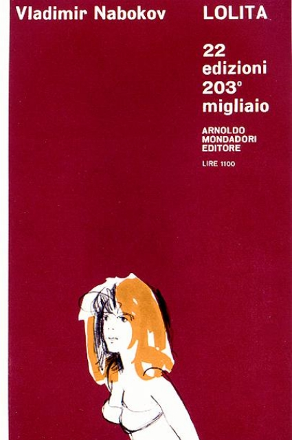 Lolita by Vladmir Nabakov 1964 Milano edition.jpg