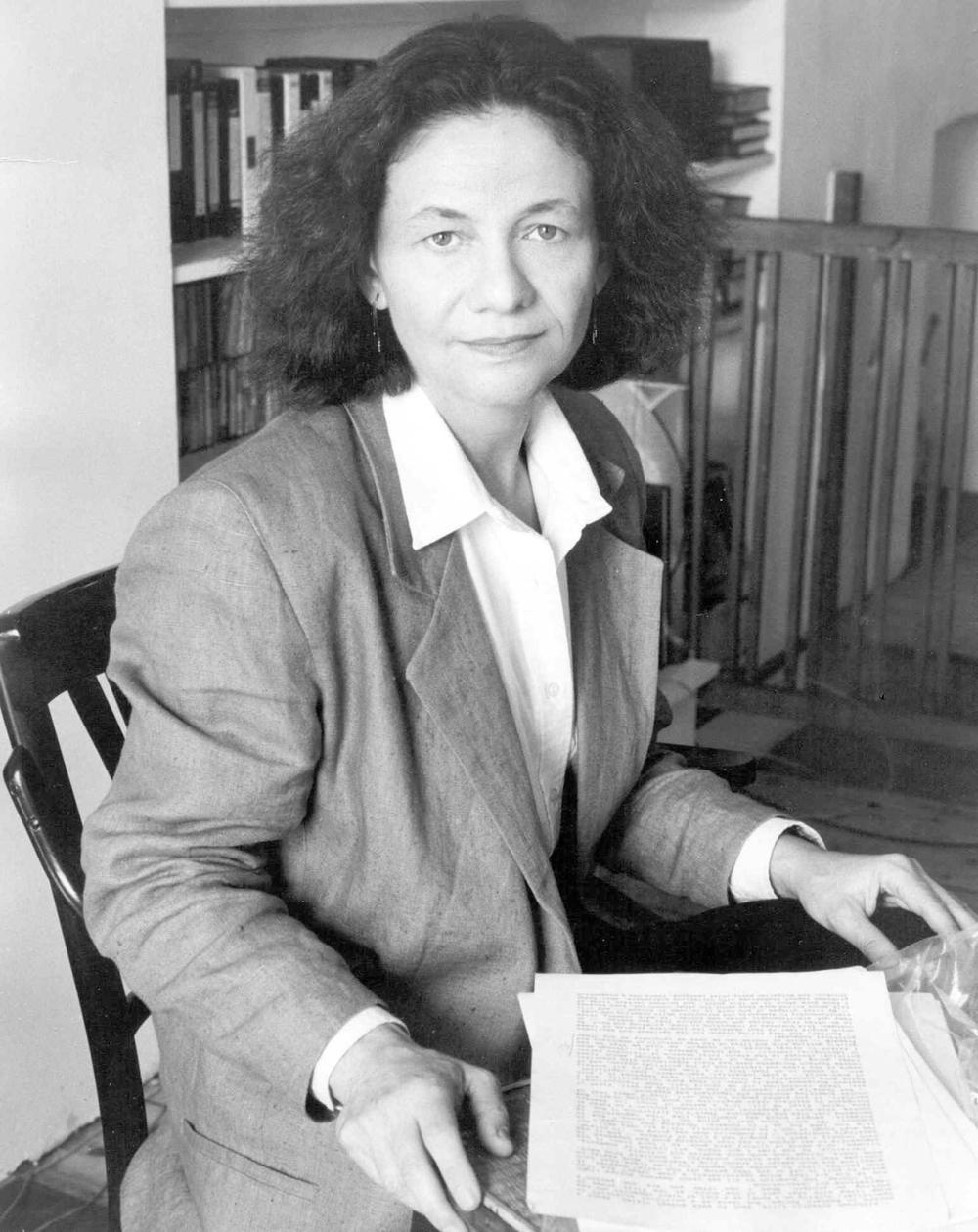 Eva Hoffman (via  Random House )