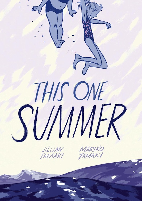 This One Summer by Jillian and Maiko Tamaki.jpg