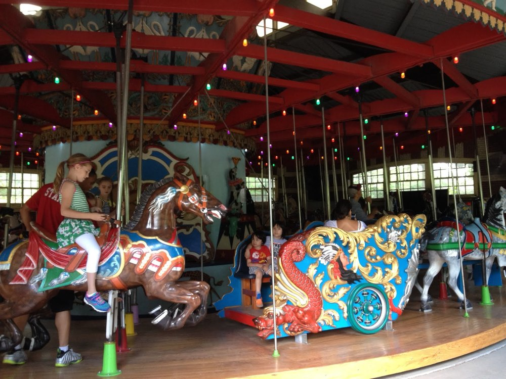 The Carousel at Central Park