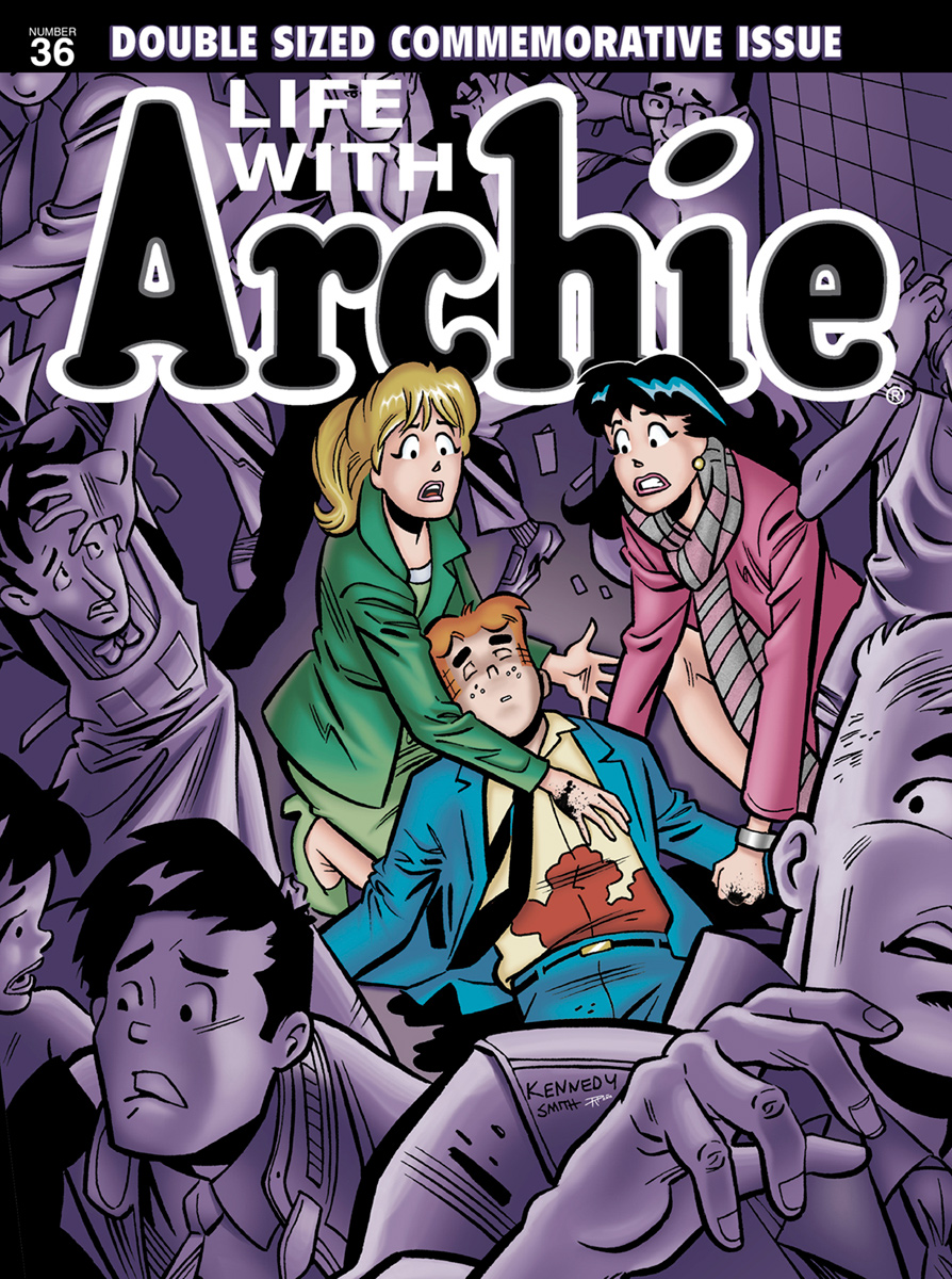 Life with Archie No. 36 (via Archie Comics)