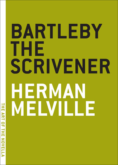 """Bartleby the Scrivener"" by Herman Melville (via The Mooks and the Gripes)"