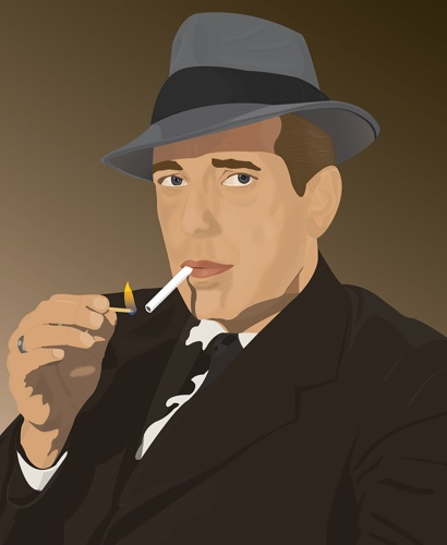 Philip Marlowe (via Wikipedia)