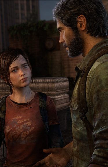 The Last of Us (via Naughty Dog)