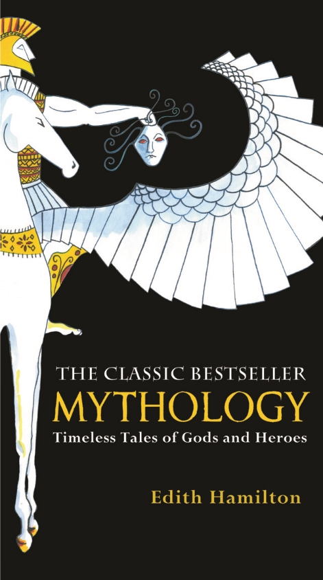 Mythology  by Edith Hamilton (via    Design:Related   )