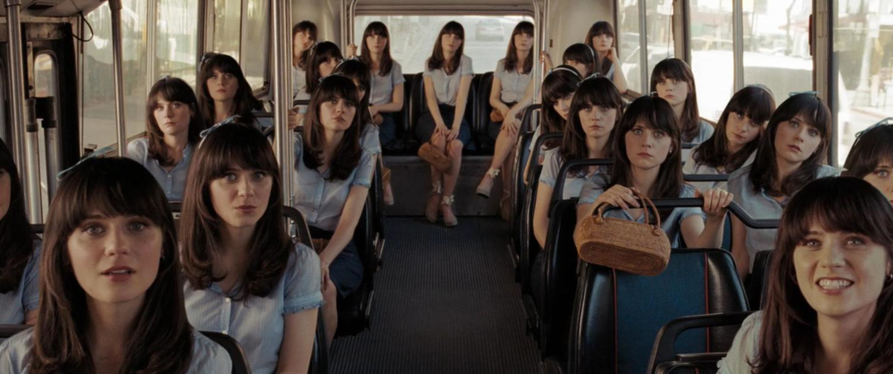 Zooey Deschanel in 500 Days of Summer (via Richard S. Crawford's World)