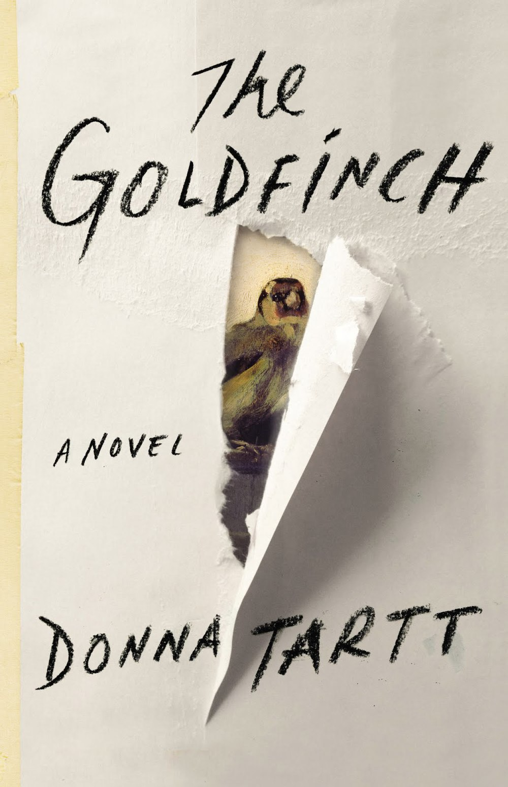 The Goldfinch by Donna Tartt (via StarTribune)