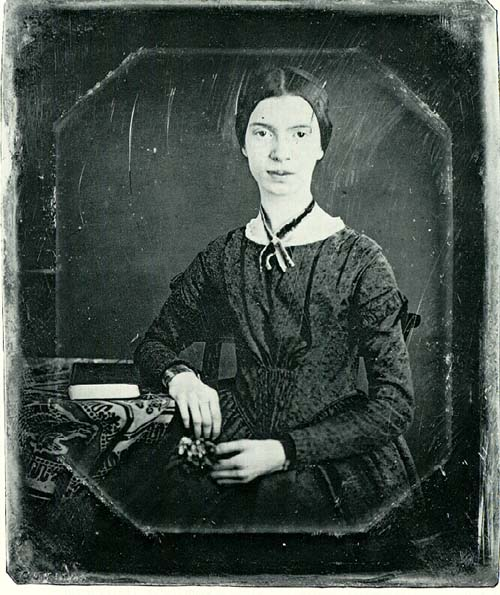 Emily Dickinson (via Wikimedia Commons)