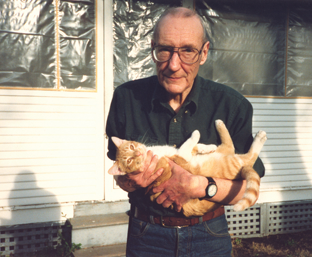 William Burroughs (via    Brain Pickings   )