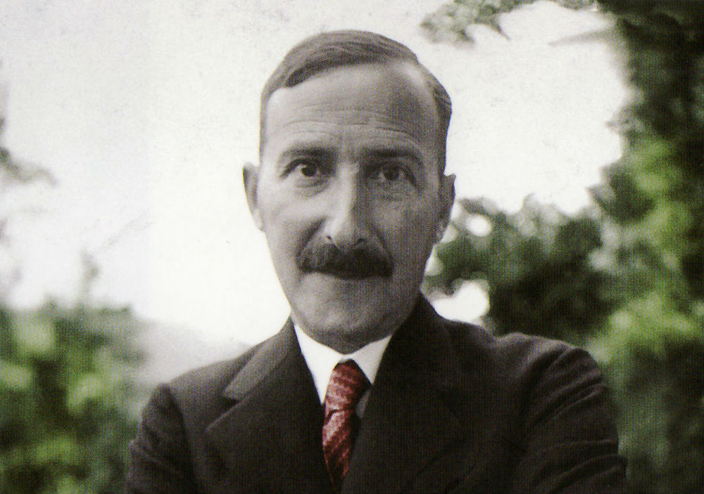 Stefan Zweig (via    The Gonzo   )
