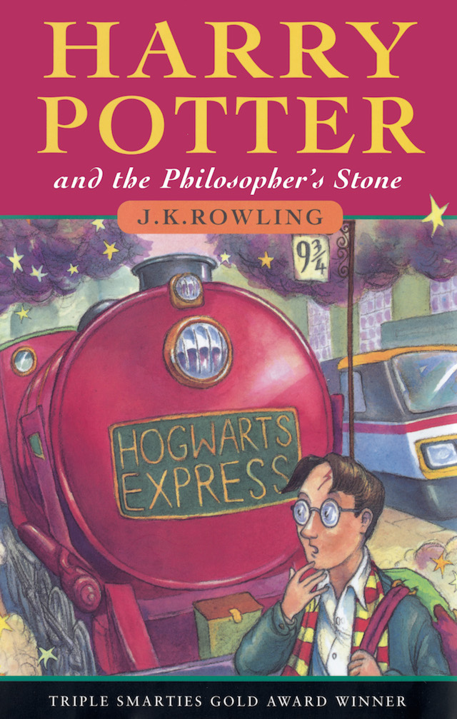 Harry Potter and the Philosopher's Stone   (via    The Independent Review   )
