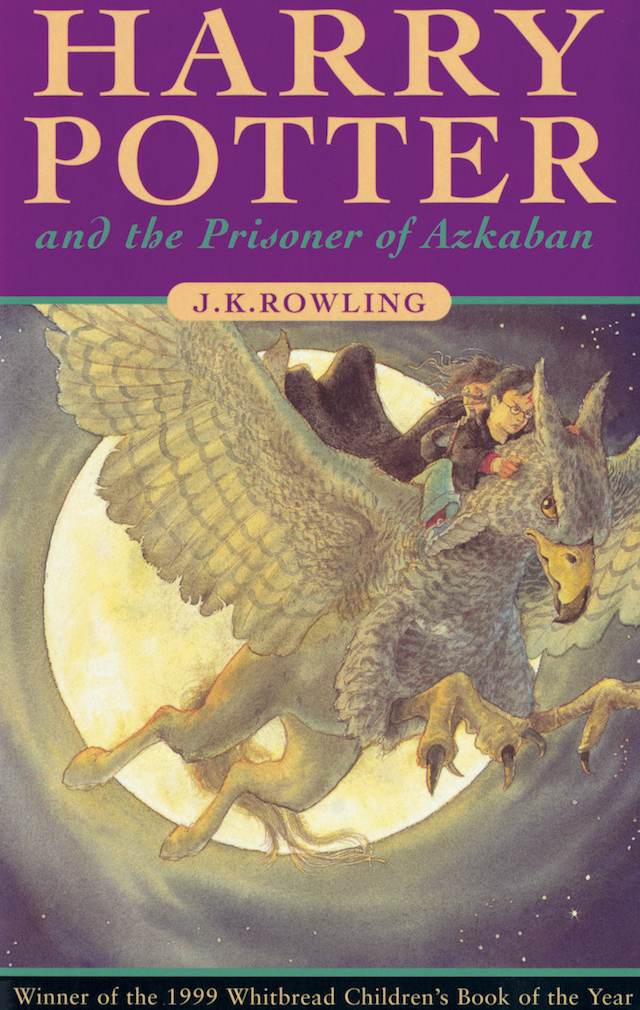 Harry Potter and the Prisoner of Azkaban (via Top 100 Books)