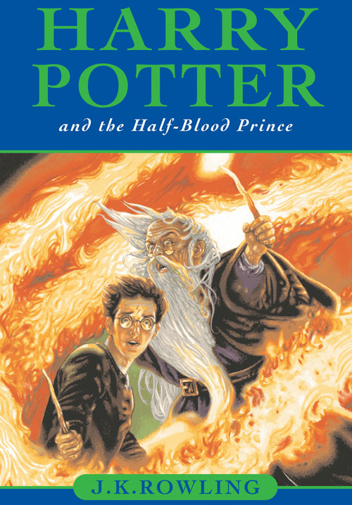 Harry Potter and the Half-Blood Prince (via Harry Potter Wiki)