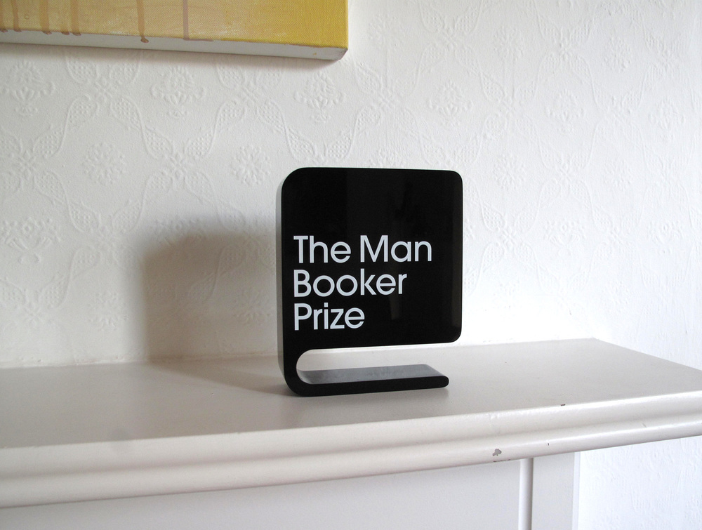 The Man Booker Prize (via Melville House)