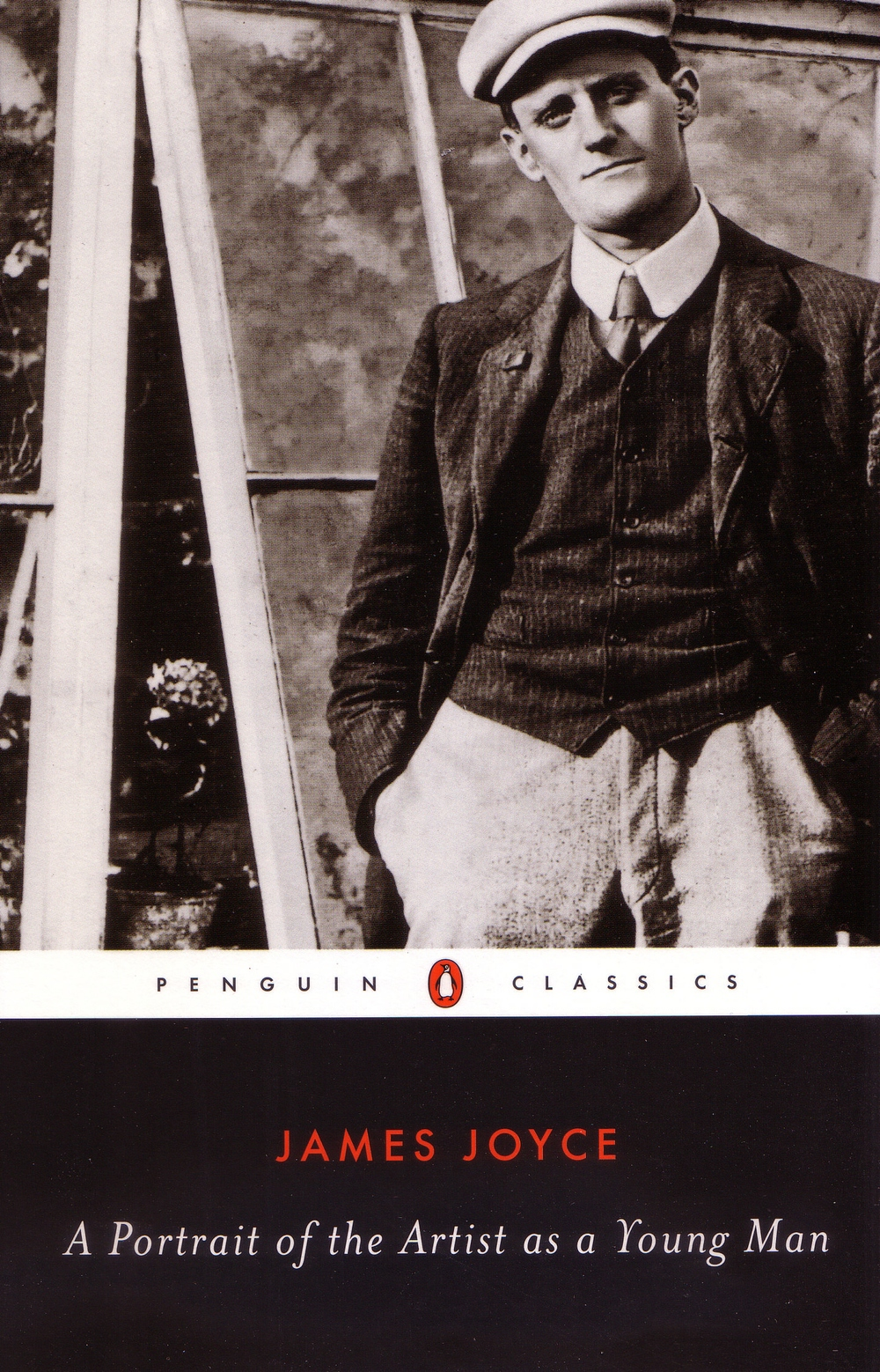 A Portrait of the Artist as a Young Man   by James Joyce (via    Penguin Books Australia   )