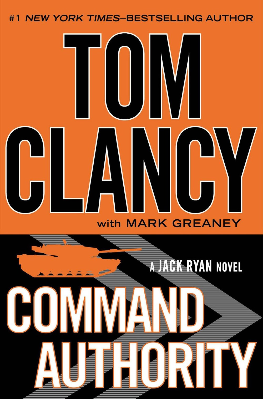 Command Authority   by Tom Clancy (via    Pittsburgh Post-Gazette   )