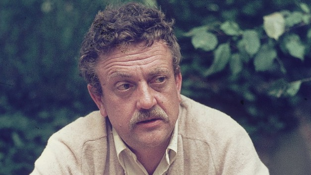 Vonnegut (via BookRiot)