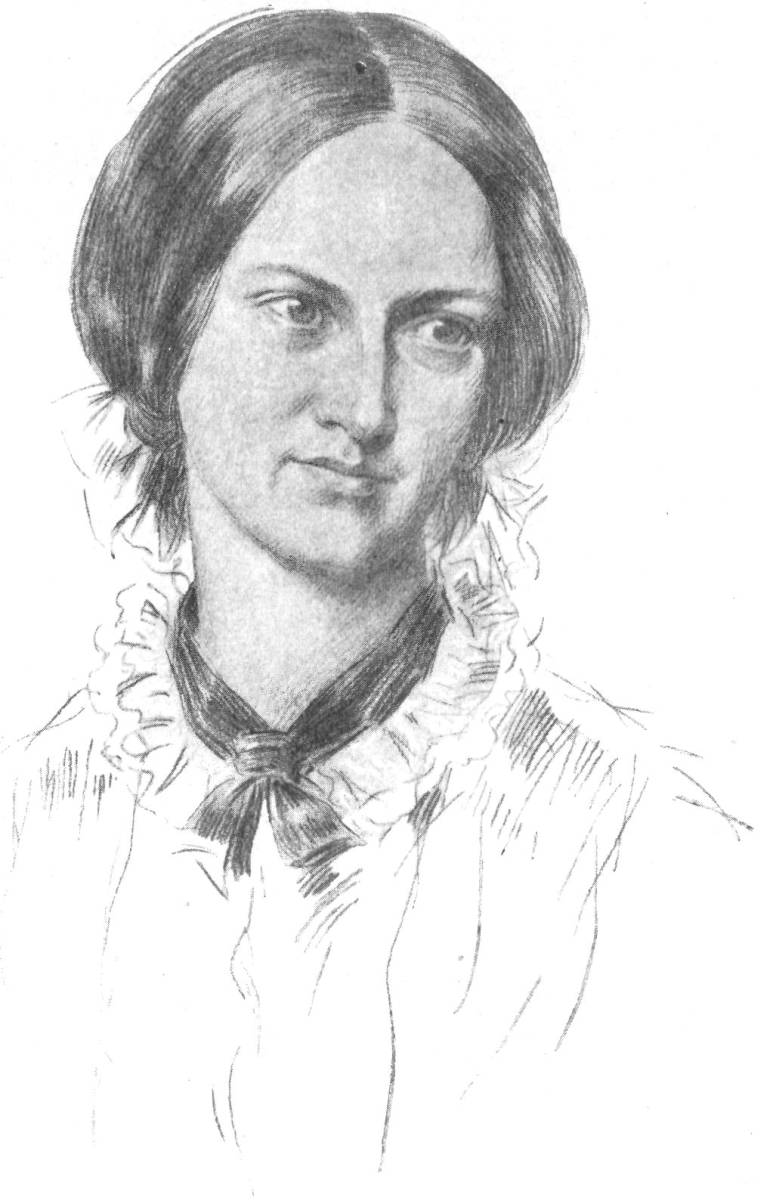 Charlotte Bronte, probably by George Richmond, 1850 (via      Wikipedi  a   )