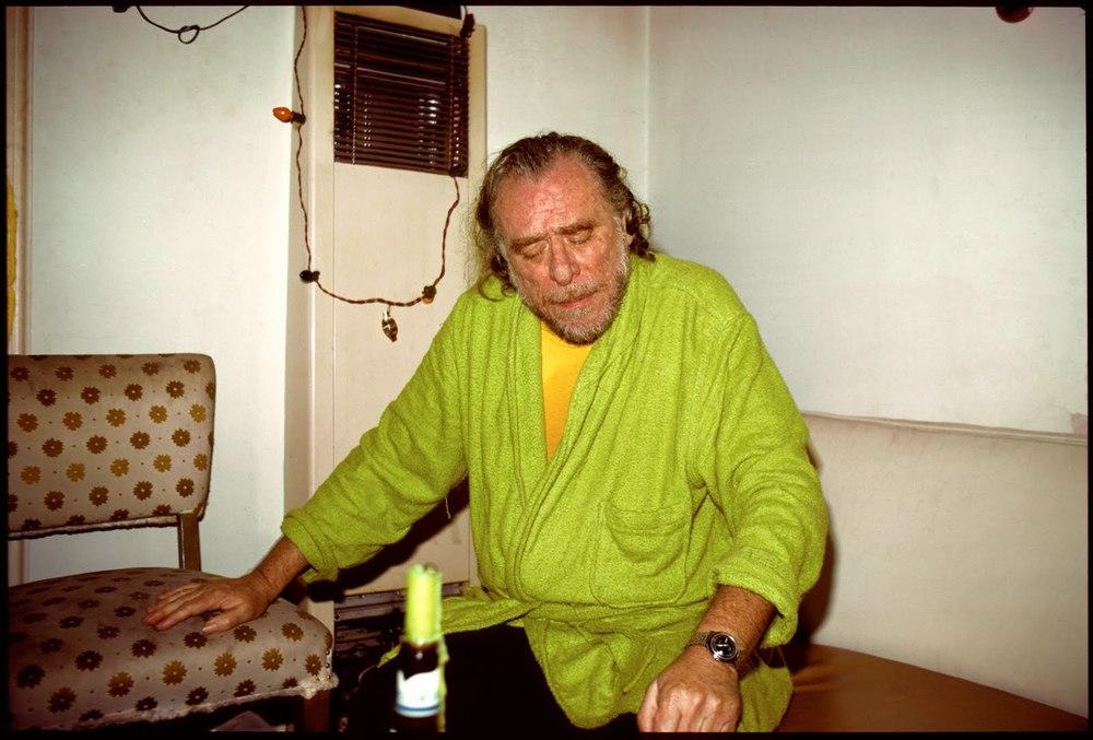 Charles Bukowski (via    MJP Blog   )