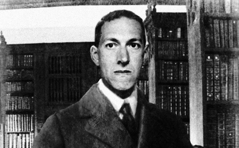 H. P. Lovecraft (via People 1973)