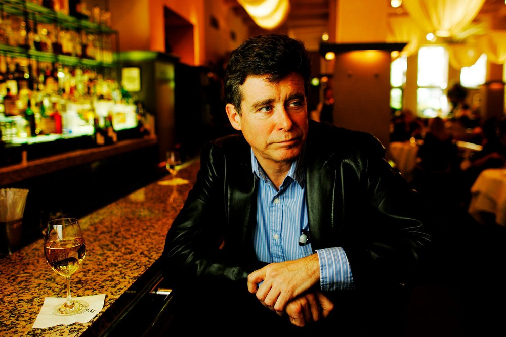 Jay McInerney (via    The Daily Beast   )
