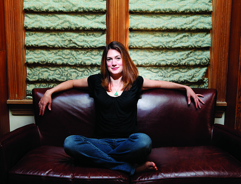 Gillian Flynn (via    Red Eye   )