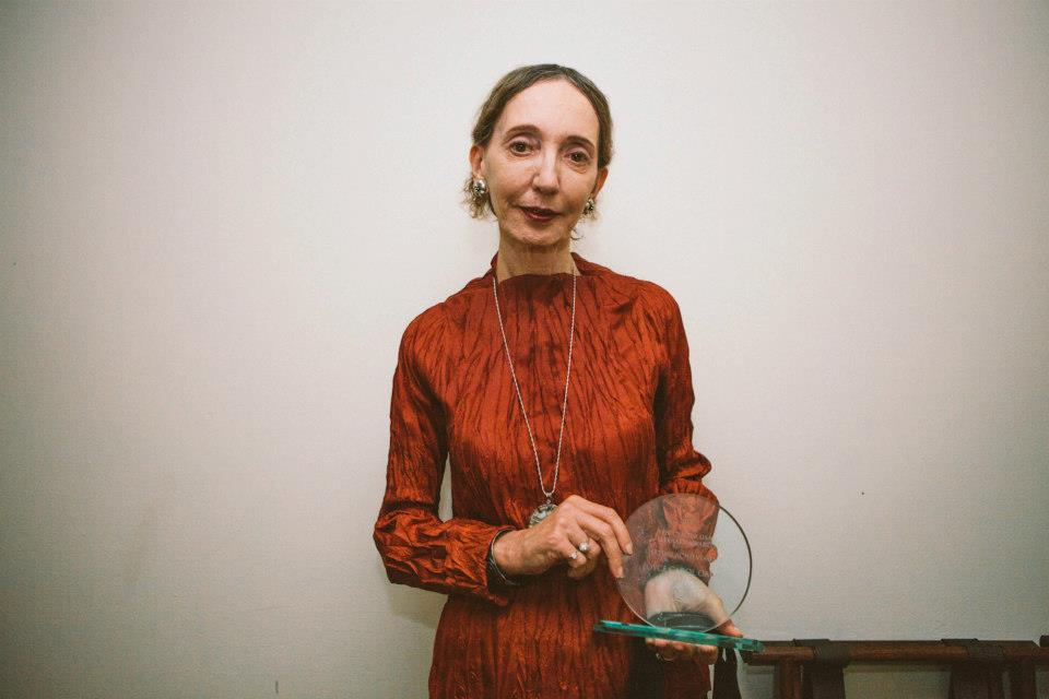 Joyce Carol Oates (via PEN Center USA)
