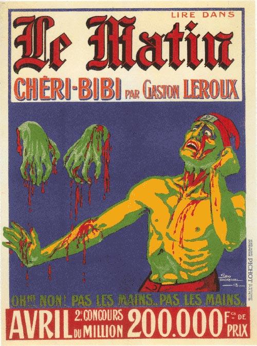 Cheri-Bibi in Le Matin (via Cheri Bibi)