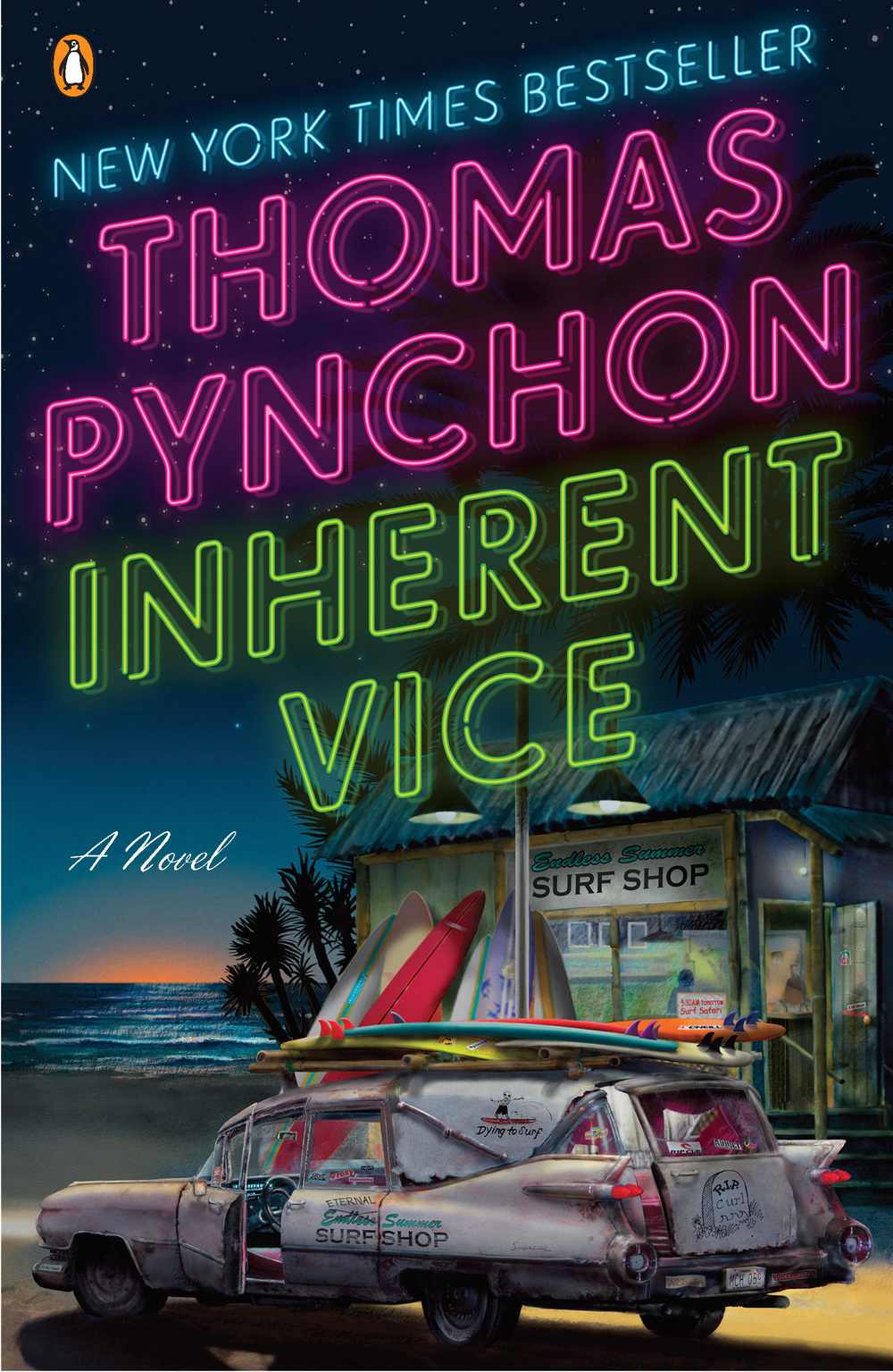 Inherent Vice   by Thomas Pynchon (via    The Daily Omnivore   )