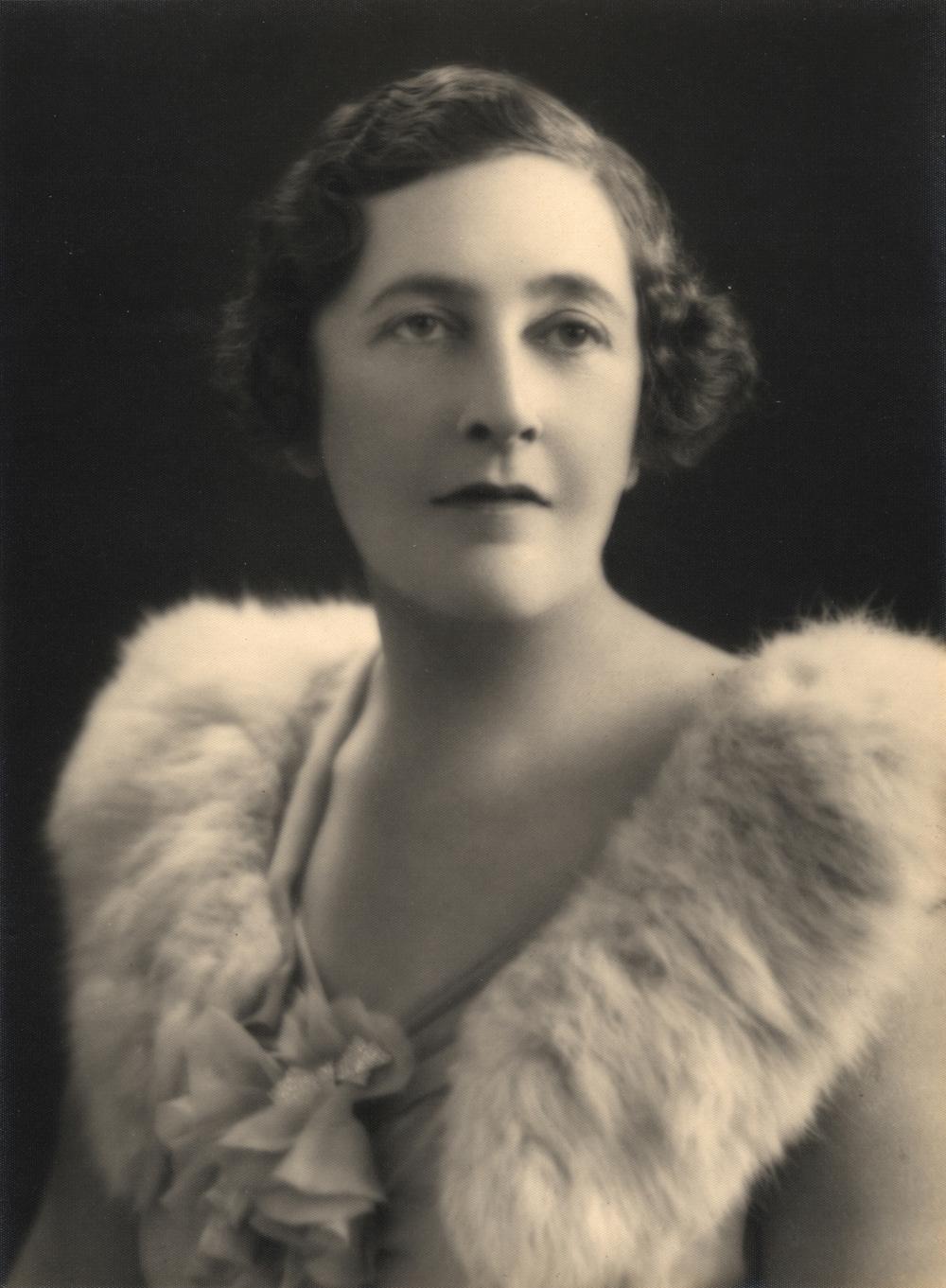 Agatha Christie (via The Agatha Christie Reader)