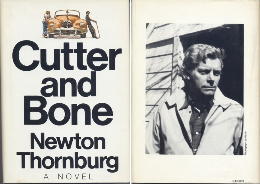 Cutter and Bone   by Newton Thornburg (via    Tipping My Fedora   )