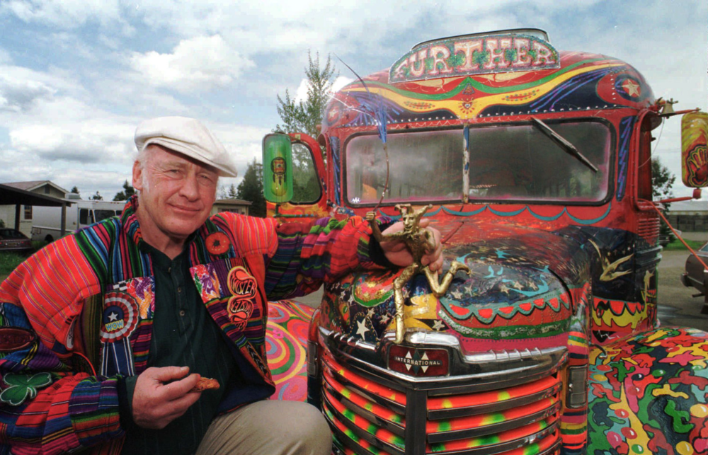 Ken Kesey (via Oregon Live)