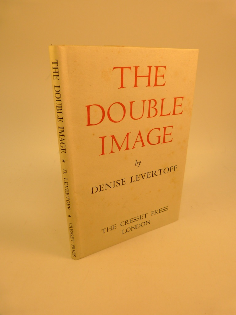 The Double Image, Levertov's first book of poetry (via Antiqbook)